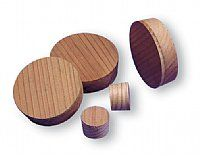 1 Redwood Plugs J R Products 62 50 For 250 Wood Plugs