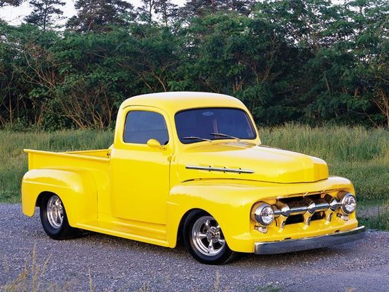 1950 Ford (With images) Classic trucks, Classic pickup