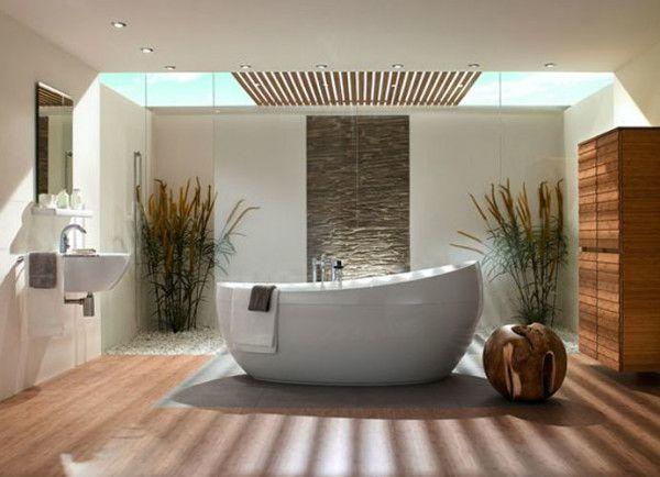 Dies Ist Das Design Badezimmer Holzoptik Als Eine Inspiration Für