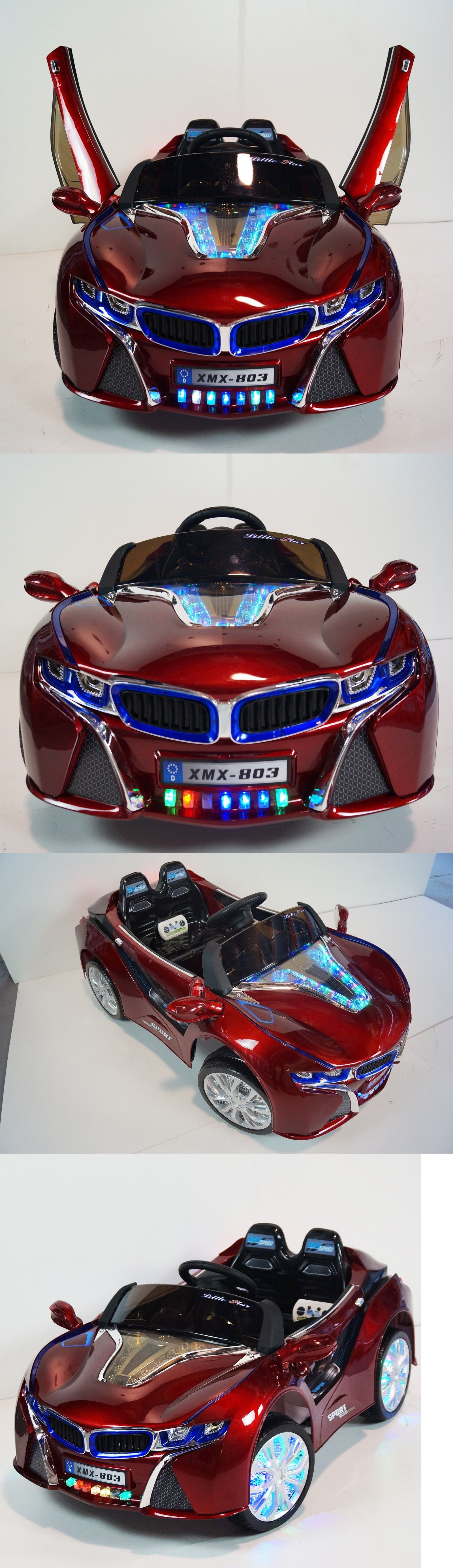 Ride On Toys And Accessories 145944 Bmw I8 Style Kids Ride On