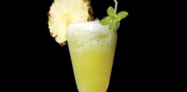 Suco Para Emagrecer Rapidamente Suco De Amora Abacaxi E Hortela
