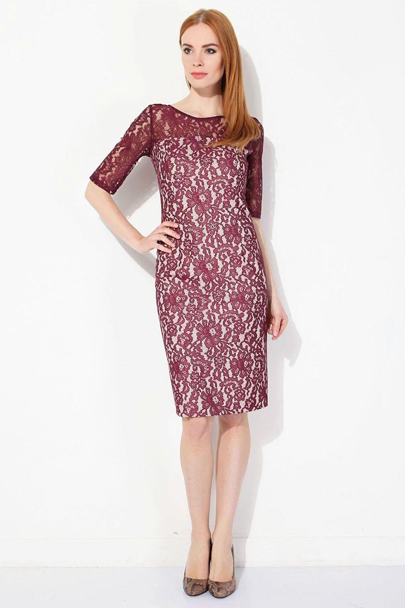 7ee74f534eecc Naramaxx Kadın Elbise Bordo - 8508154 limango.com.tr | Alışverişin Zevki O