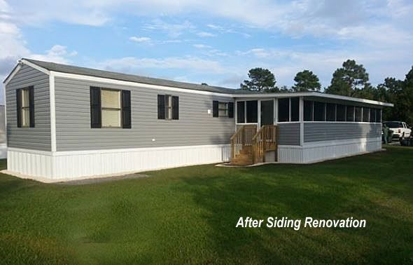 Cost Of Siding A Mobile Home