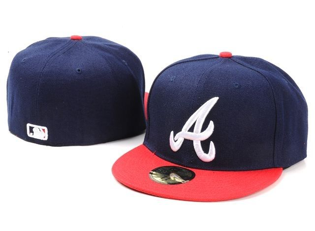 Mlb Atlanta Braves Fitted Hat Id33 Caps M0545 16 99 Caps Laden Online Atlanta Braves Fitted Hats Braves