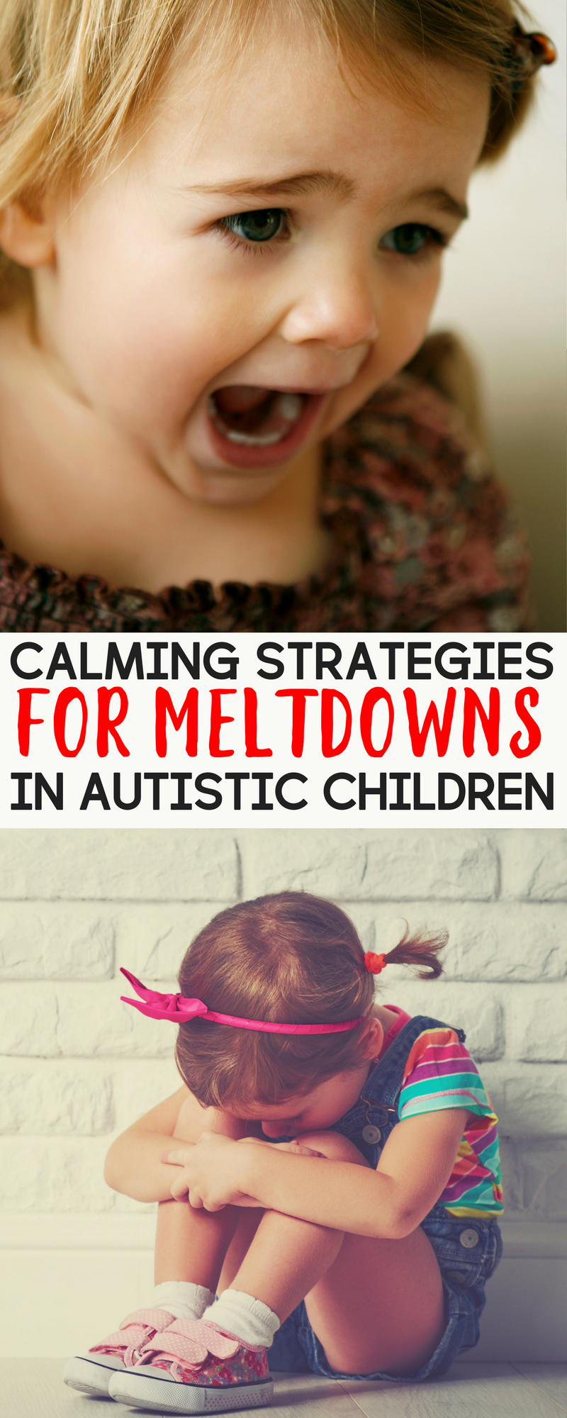 5 Calming Strategies for Meltdowns in Autistic Children | Best of