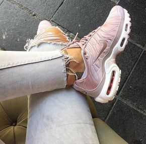 nike air max tn plus rosa