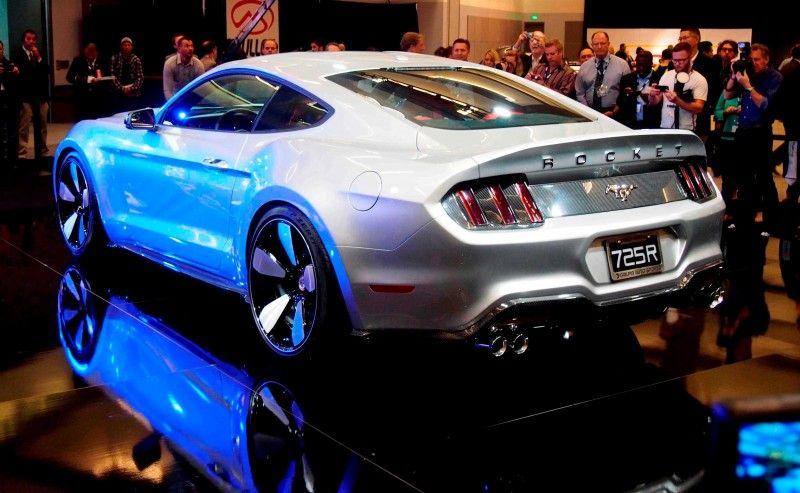 Fisker Rocket Mustang, Mustang cobra, Pony car