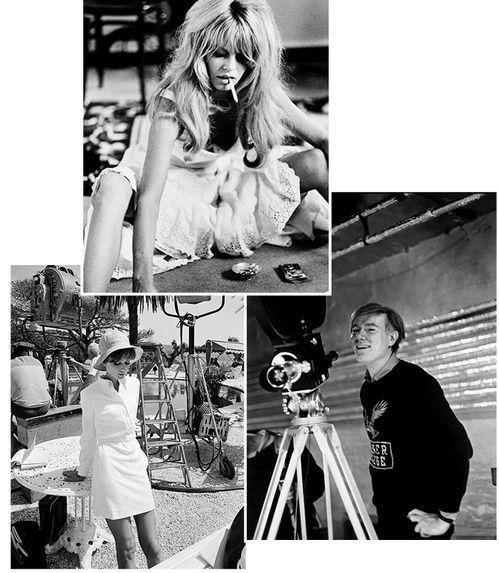 exposition art des coulisses films cinema brigitte bardot tournage audrey hepburn 14