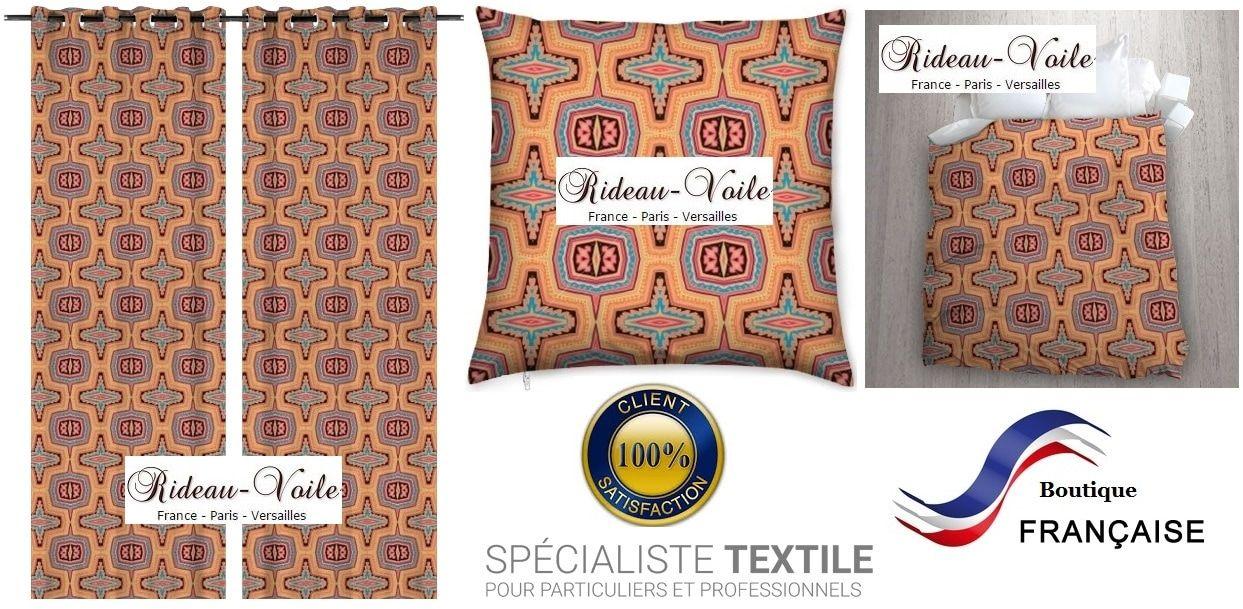 tissu textile motif imprim pagne wax style africain afrique rideau africain d coration ankara. Black Bedroom Furniture Sets. Home Design Ideas