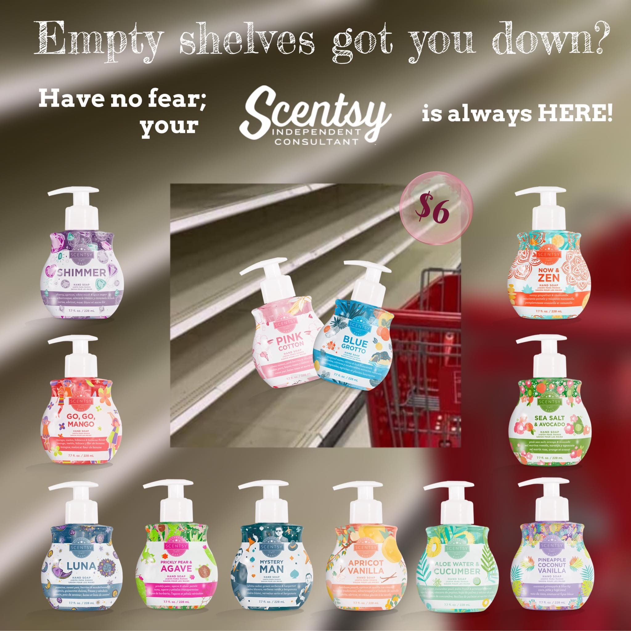 Pin by Ginger Kimpton on Scentsy in 2020 Scentsy, Soap