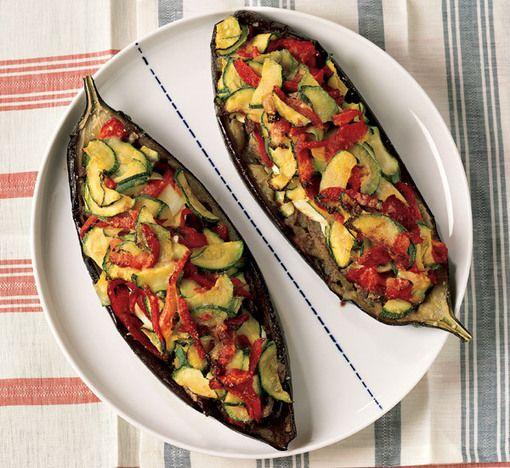 Stap voor stap: gevulde aubergine | La Cucina Italiana