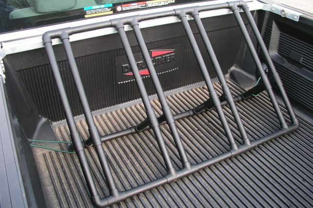 Best 25 Bike Racks For Trucks Ideas On Pinterest Pvc