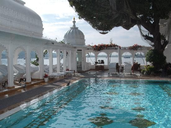 floating palace hotels | Pictures of Taj Lake Palace Udaipur, Udaipur - Hotel Photos ...