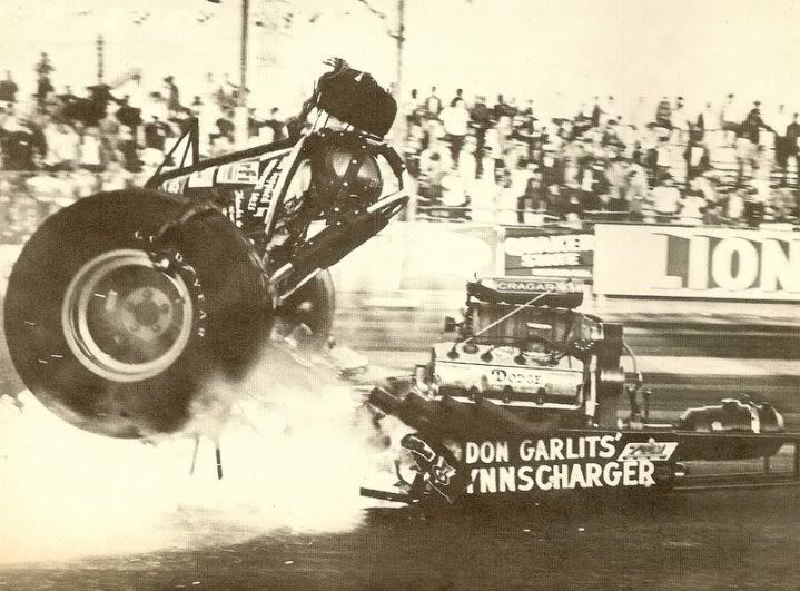 Don Garlits Clutch Explosion That Cost Him Half Top Fuelrace