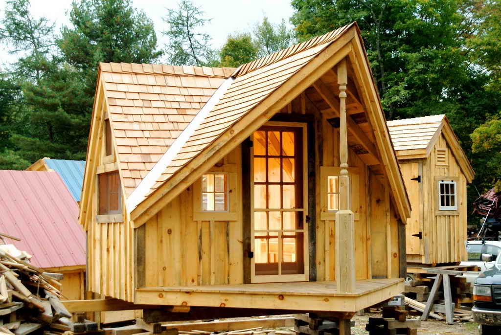 Superieur Gorgeous Cabin Landscaping Ideas Gorgeous Gardening U0026 Landscaping:Backyard  Cabin Kits Small Backyard Cabin Plans