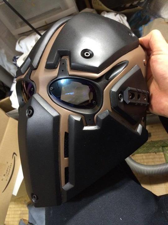 Kick ass Devtac Mask
