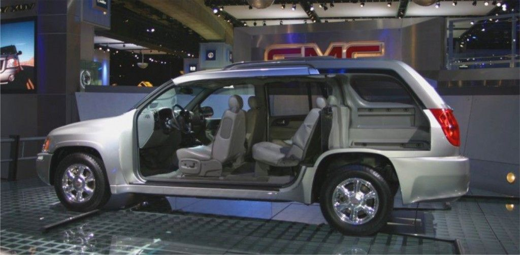 Cc Outtake 2004 Gmc Envoy Xuv And Whose Bright Idea Was This
