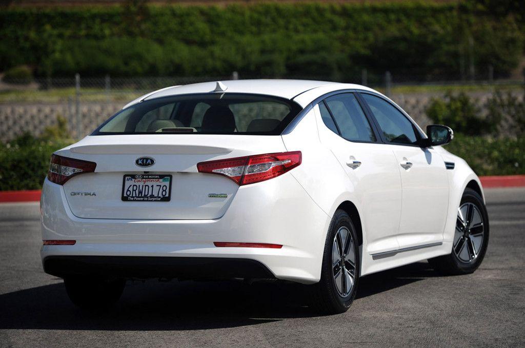 Is good 2011 kia optima hybrid