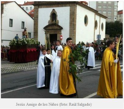 Domingo de Ramos Angustias