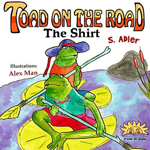 children s books toad on the road childrens beginner readers early