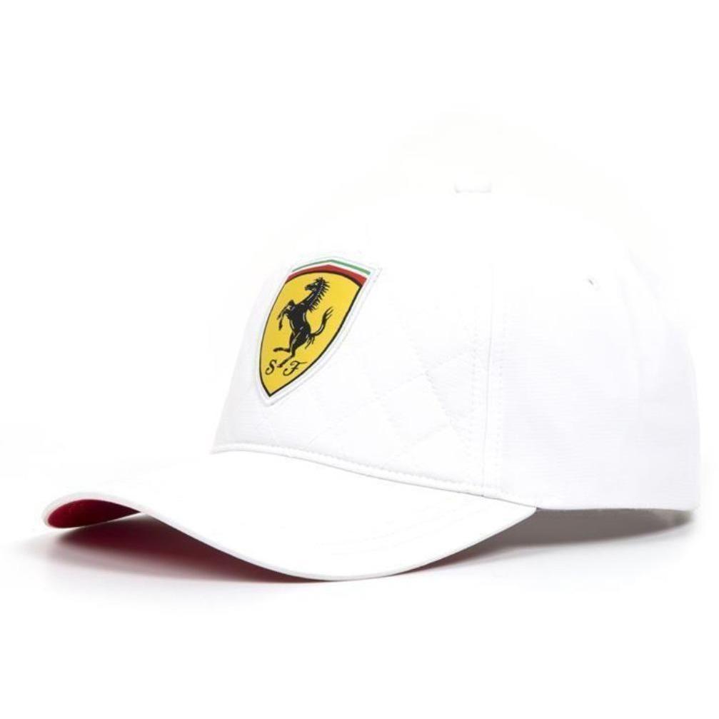 Ferrari Kids Classic Cap Black 2018 Scuderia