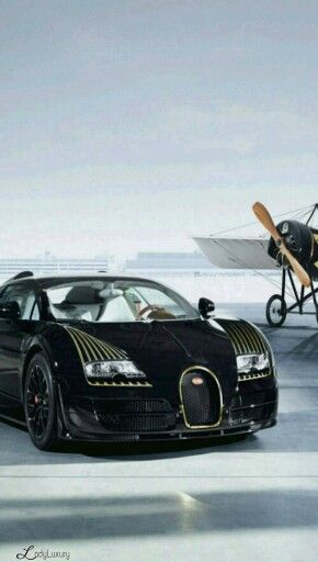 Jetsetters • Bugatti Luxuries Finest • LadyLuxury