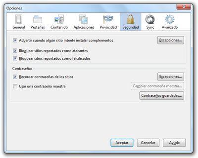 5 ajustes de seguridad para navegar tranquilo en Internet con Firefox