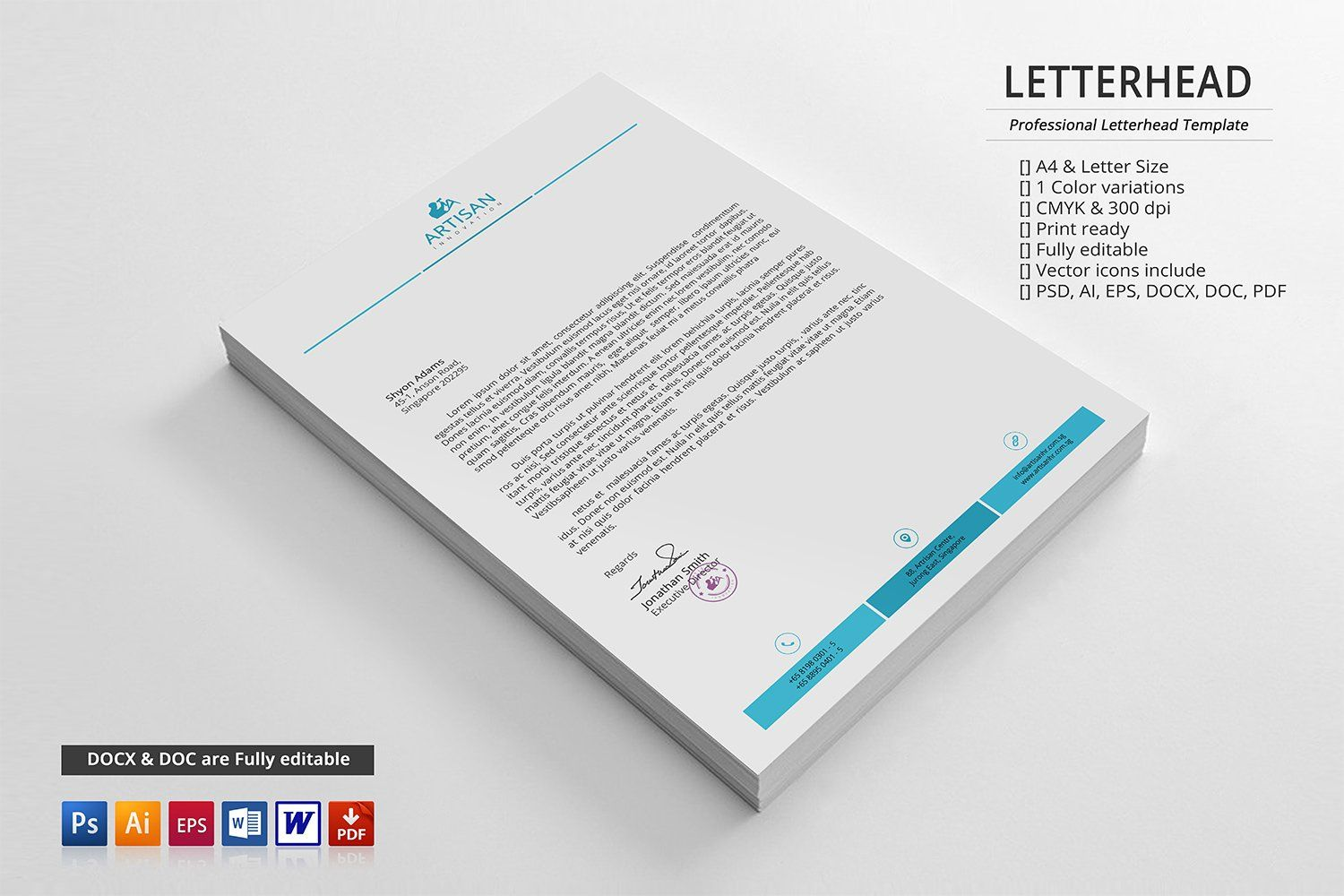 letterhead (with images) letterhead, stationery warehouse resume headline format for college students graphic designer description
