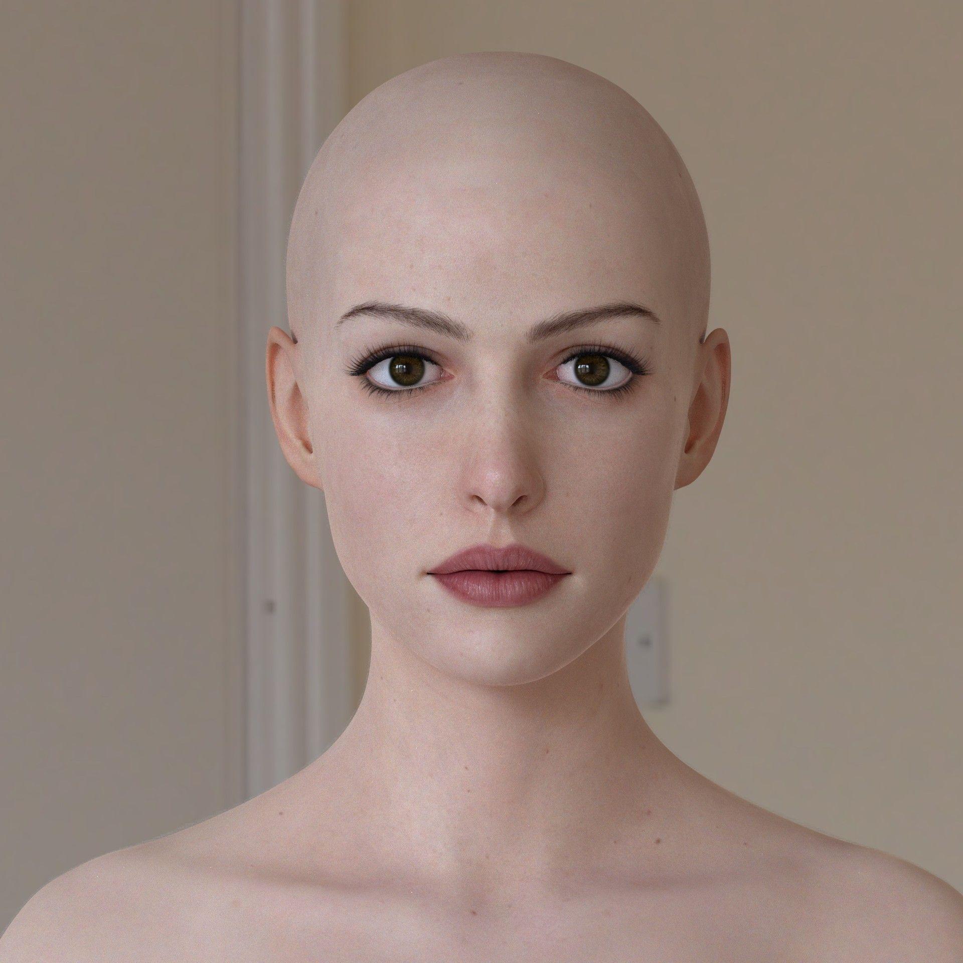 Wip / Anne Hathaway / XgenTest, Sotaro