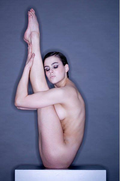 Schlangenfrau Nackt