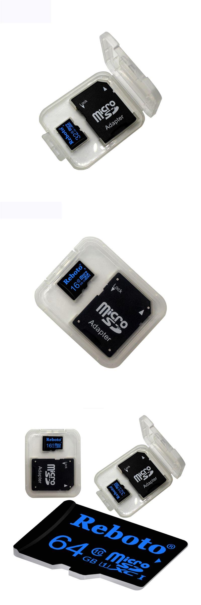 Class10 Flash Memory Card Microsd Mini Tf 8gb 6gb 32gb 64gb Sandisk Ultra Uhs 1 Class 10 Micro Sd 48 Mb S Sdsqunb Black
