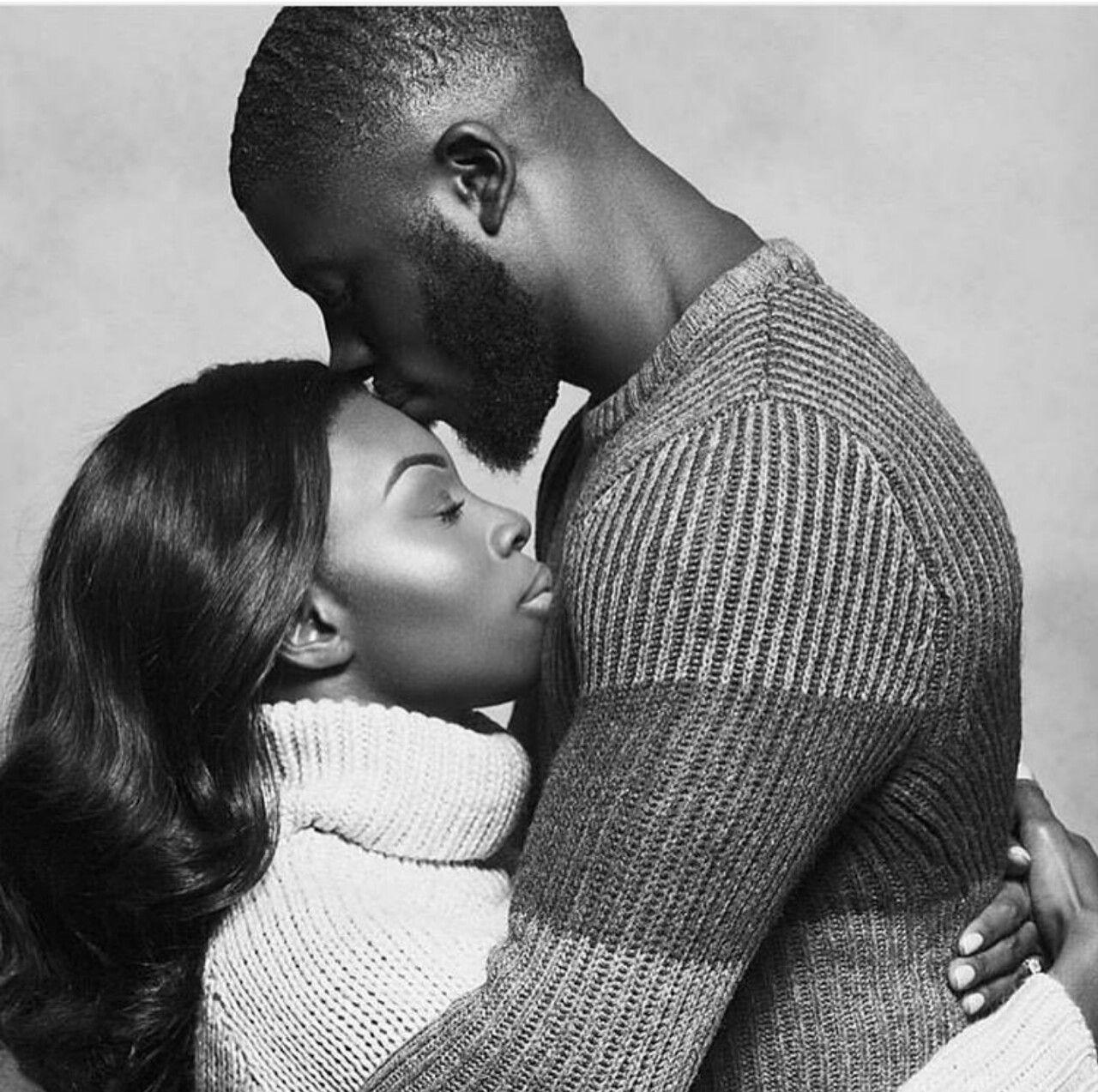 Powerful Glamorous Black Couple: Hanbalogun + Olu Tai Beautiful Black Couples Photography