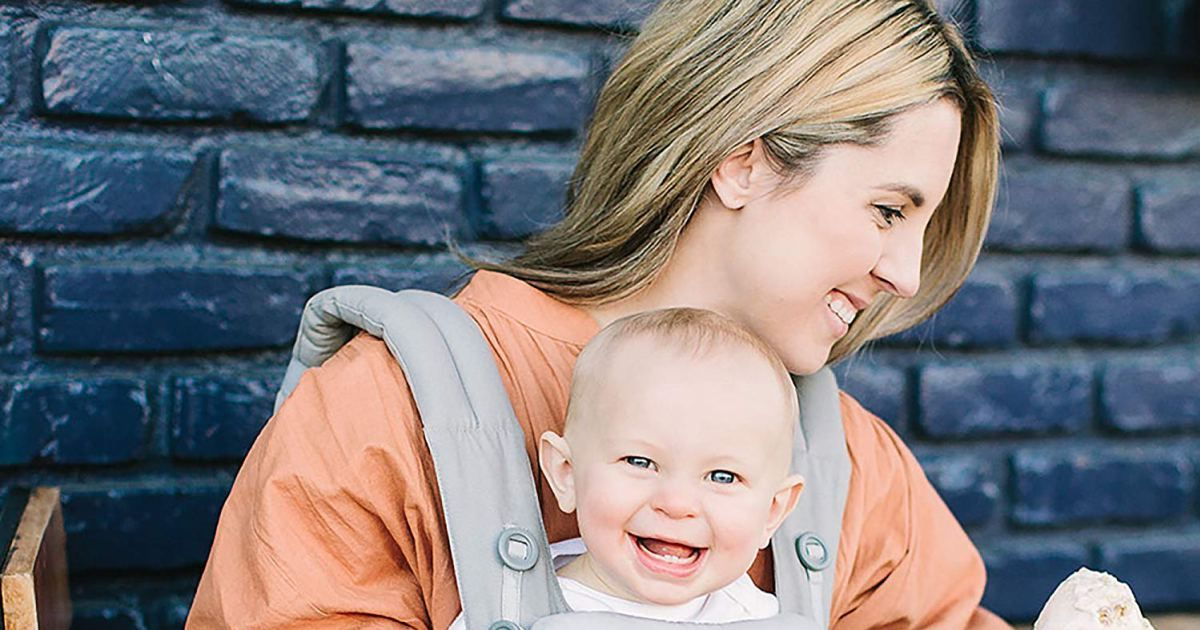 babywearing 101  people breaks down the differences between a carrier  wrap and sling
