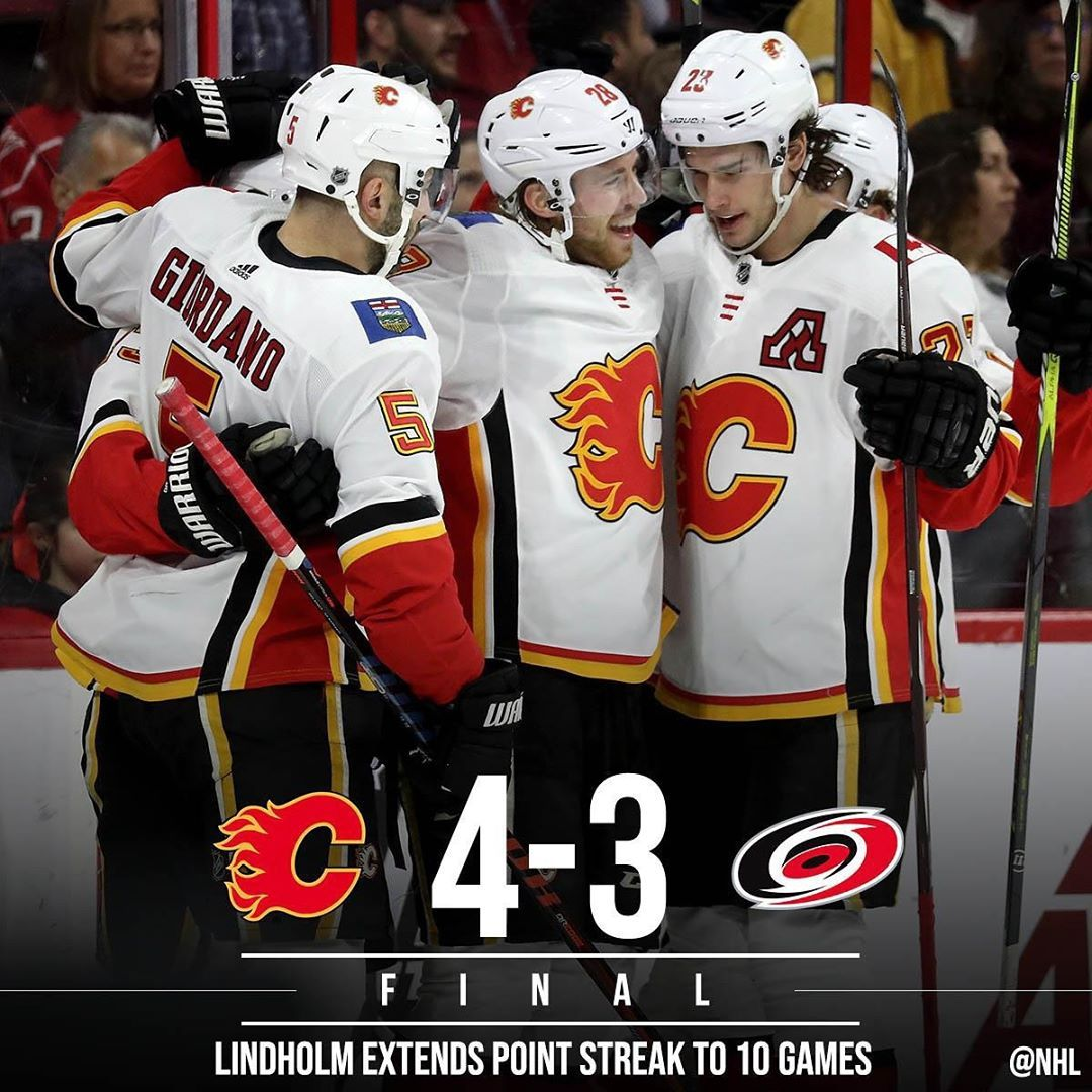 NHL lindholmelias stays , trask40 makes history and