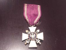 ITALIAN ORDER OF THE ROMAN EAGLE KNIGHT CROSS FASCISTS WW2
