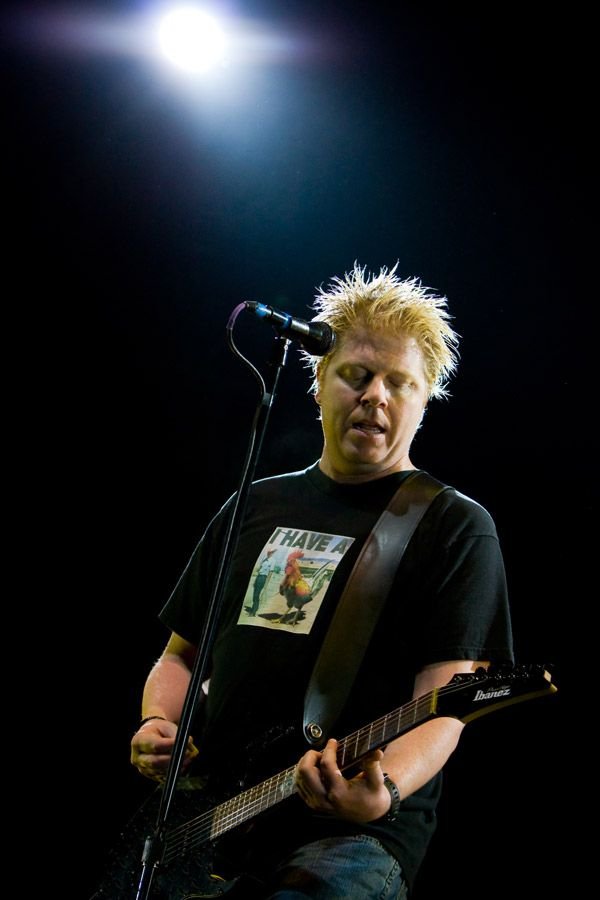 The Offspring Halifax Jul 4 2009