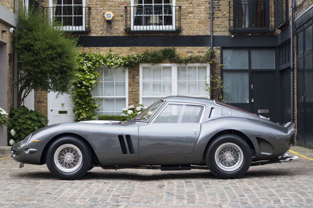 1962 Ferrari 250 Gto Recreation Right Hand Drive Chassis No