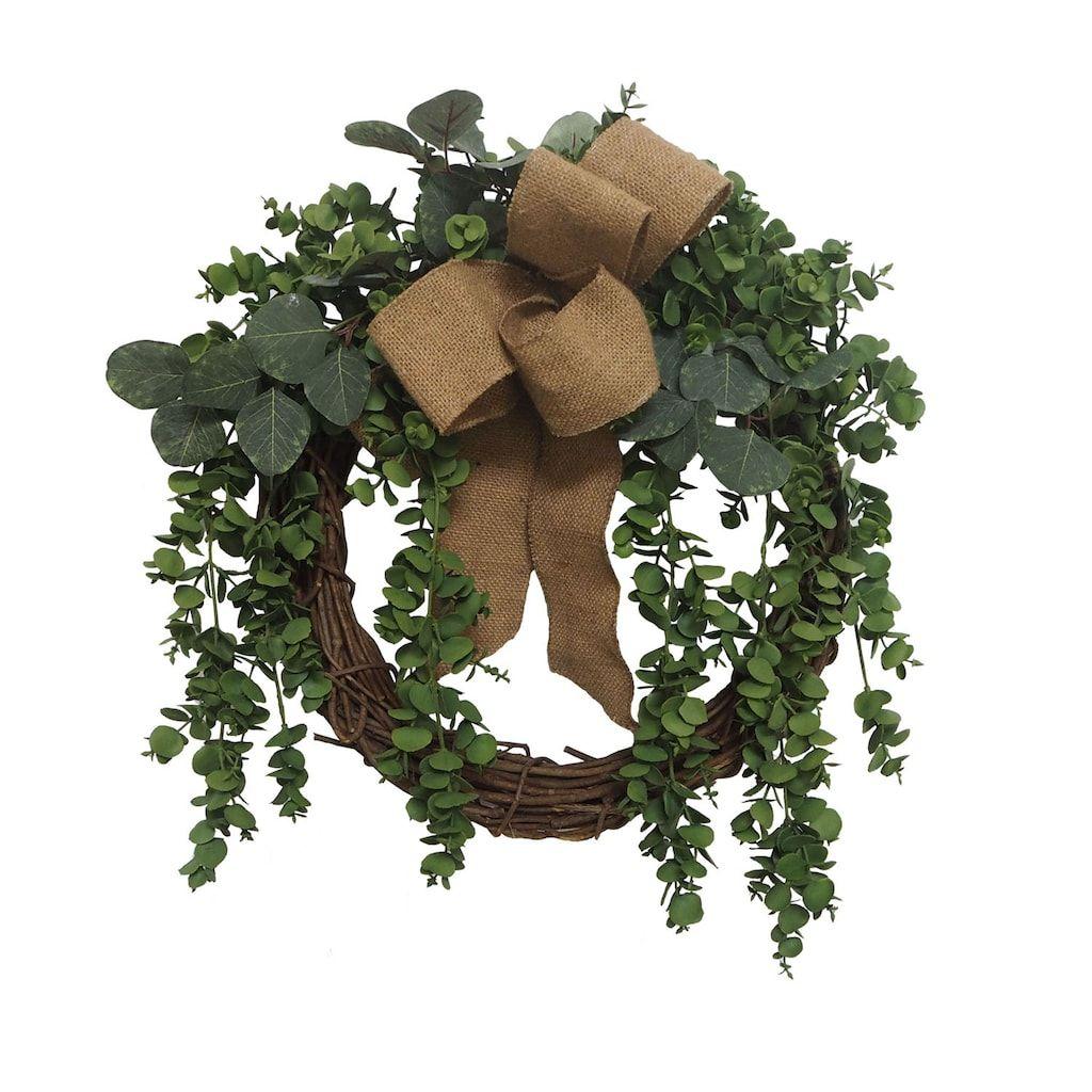 Photo of SONOMA Goods for Life® Artificial Eucalyptus Wreath