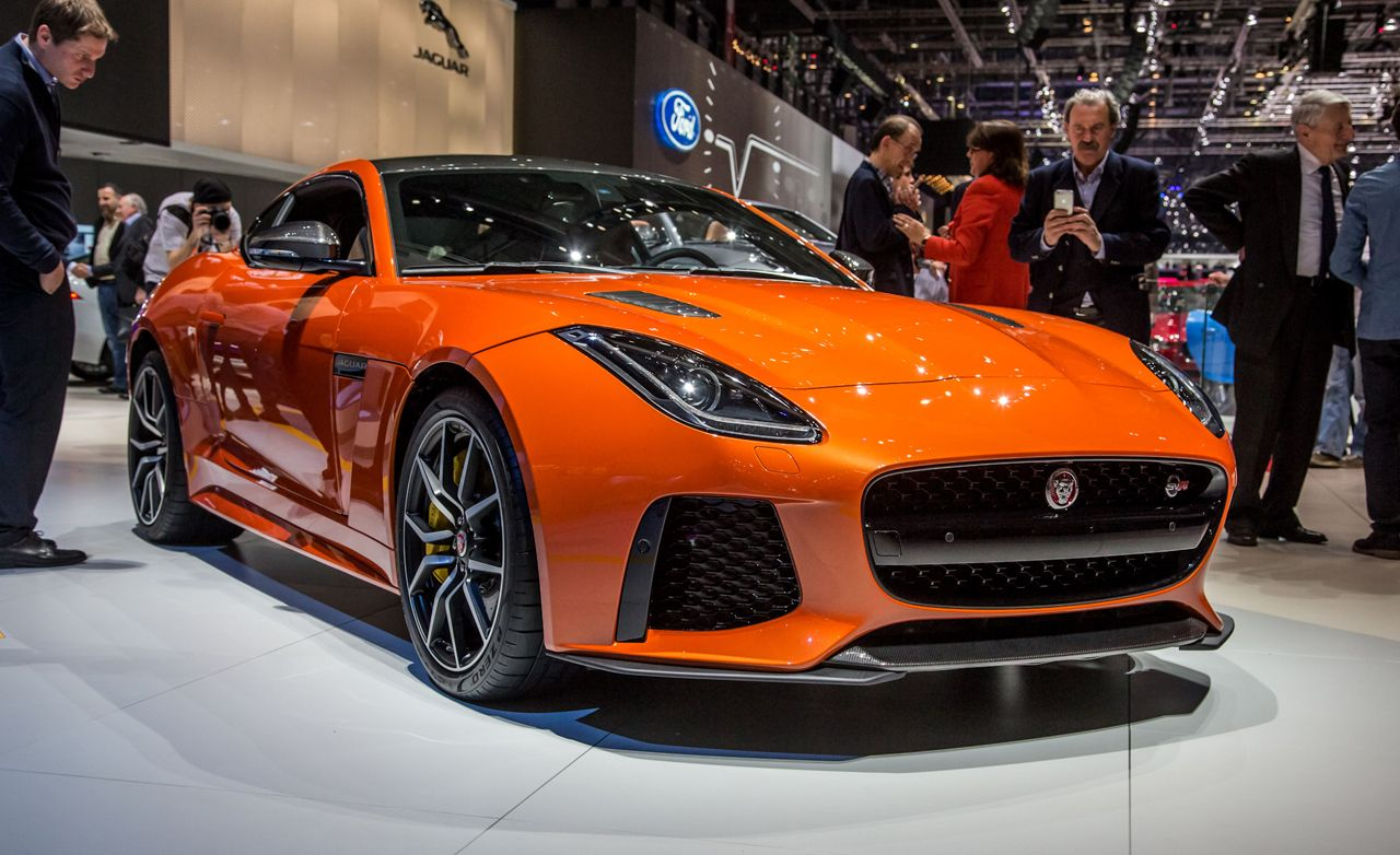 2017 jaguar f type svr is the featured model the 2017 jaguar f type srv coupe image is added in car pictures category by the author on jun
