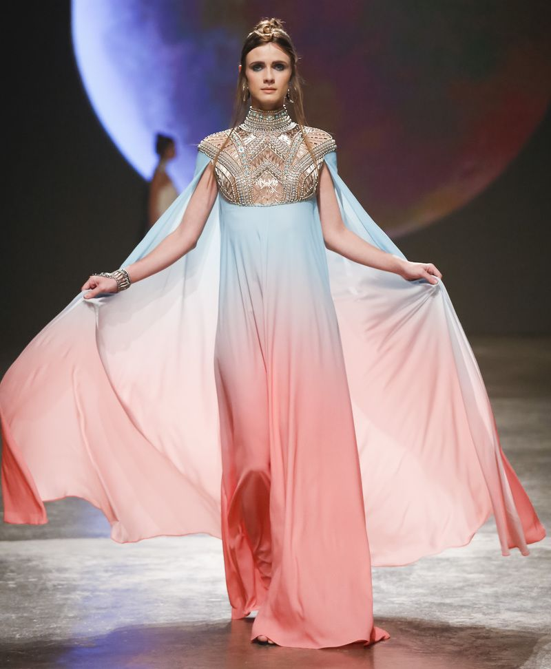 Dany Tabet Ready To Wear Spring Summer 2016 Dubai - NOWFASHION ...