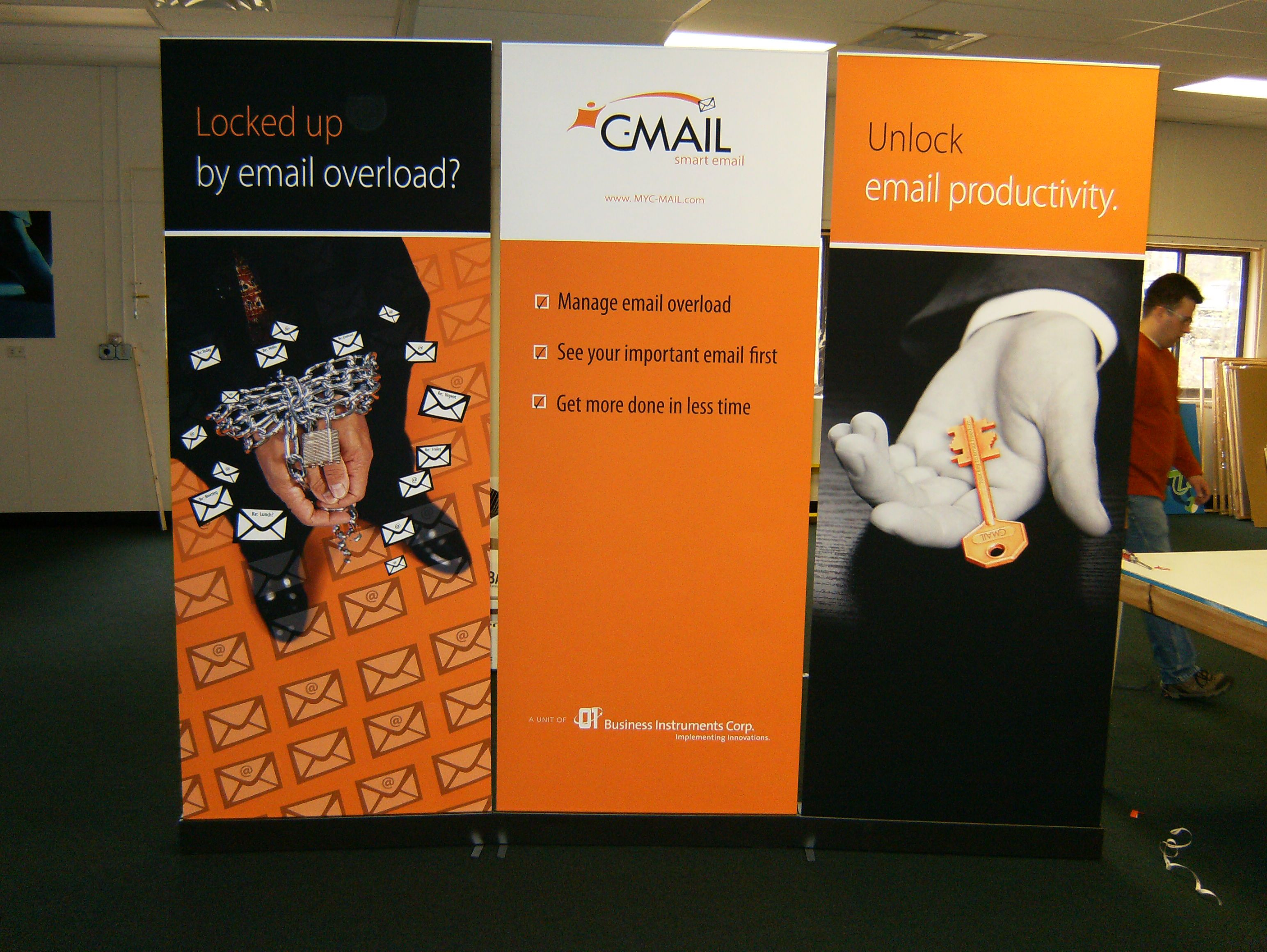 Exhibition Booth Banners : Cmail g trade show tr pinterest