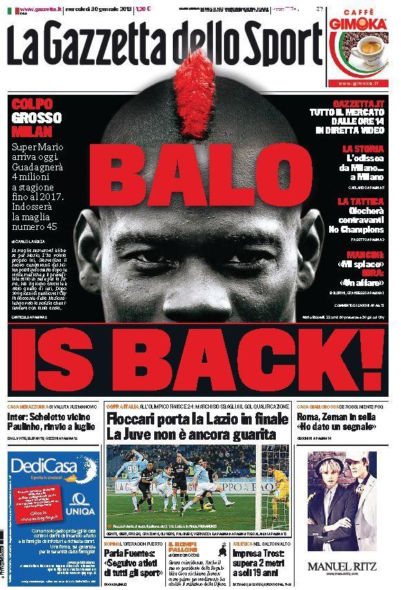 La Gazzetta dello Sport (300113) Italian True PDF 36