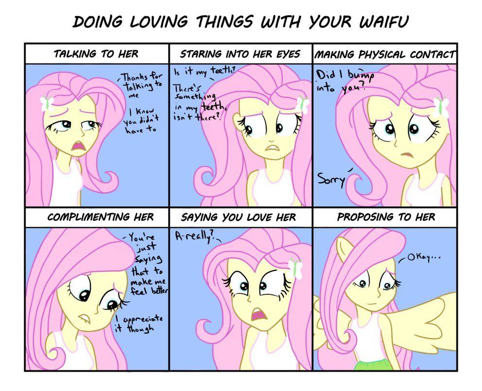 Cute Pony Graph