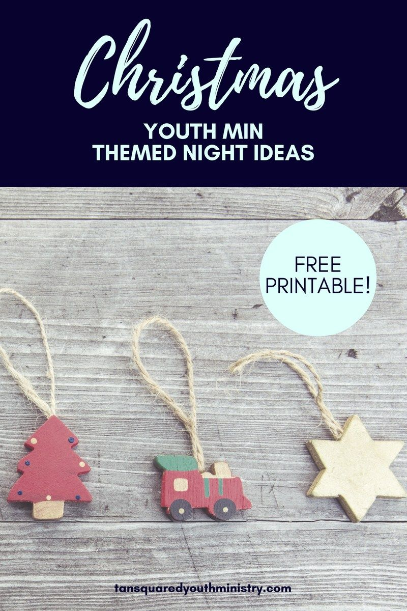 Youth Ministry Christmas Ideas Christmas Lesson Christmas Youth Ministry Christmas Youth