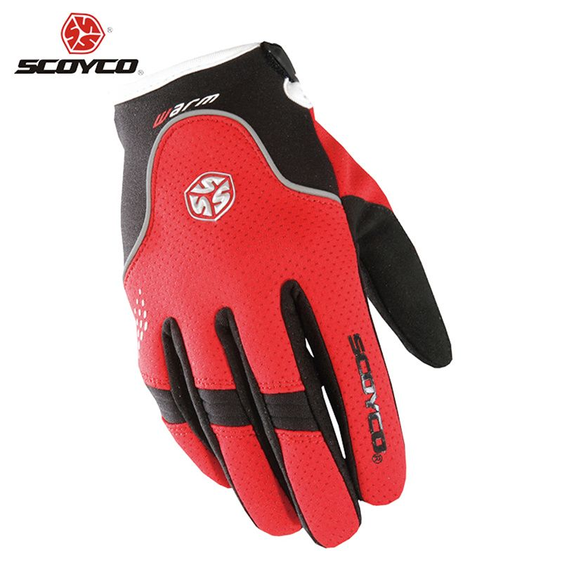Best Price Scoyco Motorcycle Gloves Dirt Bike Mtb Dh Mx Riding Guantes Luva Outdoor Sport Motocross Off Road Mx Gloves