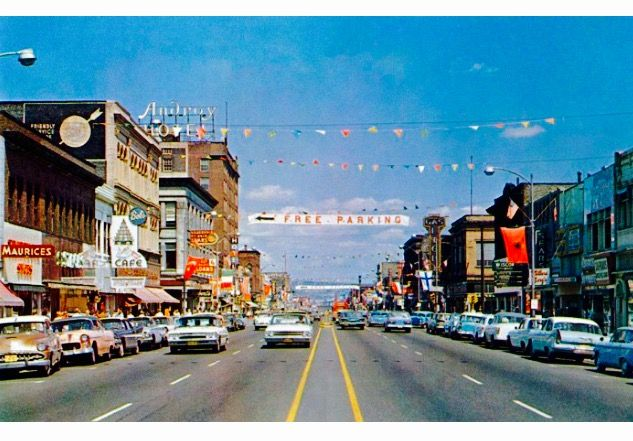 Downtown Superior Wi 1960 S Tower Ave