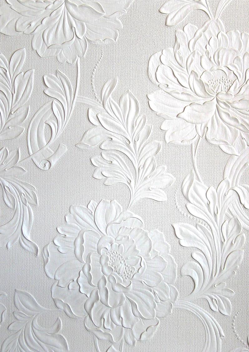 Embossed Wallpaper Borders