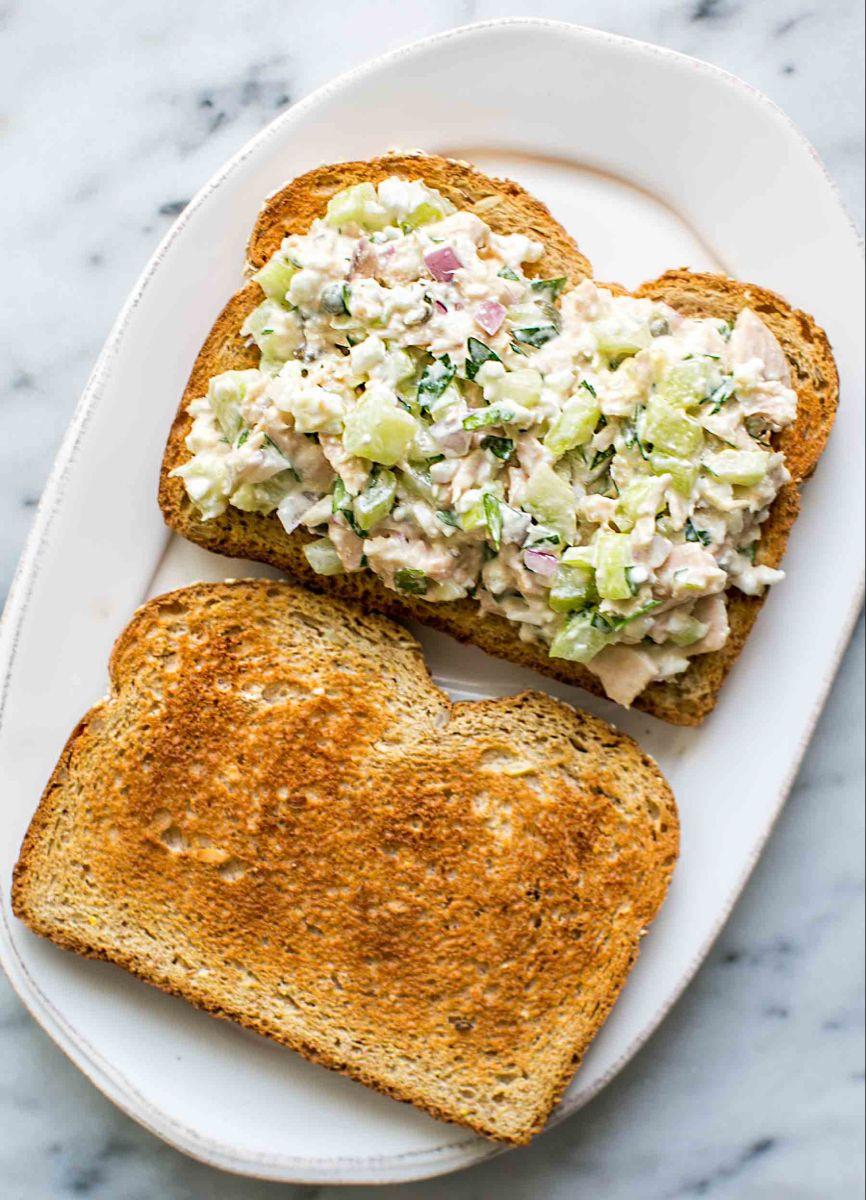 best grilled tuna sandwich recipe