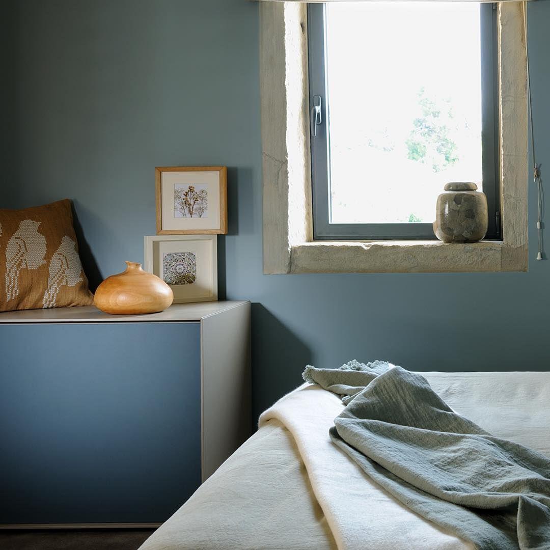 Bleu Terrestre Et Lumineux Infinimentzolpan Peinture Déco