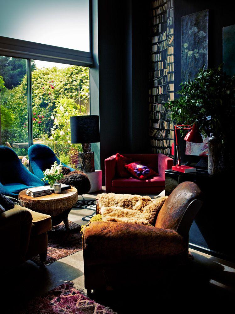 Design Like A Pro 7 Tips From Designer Abigail Ahern Dark